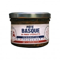 Pâté Basque au Piment d'Espelette - FFA 170gr