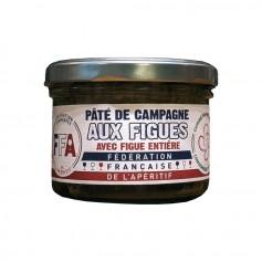 Pâté de Campagne aux Figues - FFA 170gr