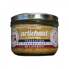 Houmous d'Artichaud et Poivre Blanc - FFA 200gr
