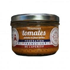 Houmous de Tomates Séchées et Fines Herbes- FFA 200gr