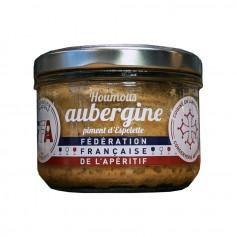 Houmous d'Aubergine au Piment d'Espelette - FFA 200gr