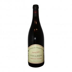 AOC Côtes du Rhônes Rouge Vielles Vignes -Domaine de l'Espigouette 2016