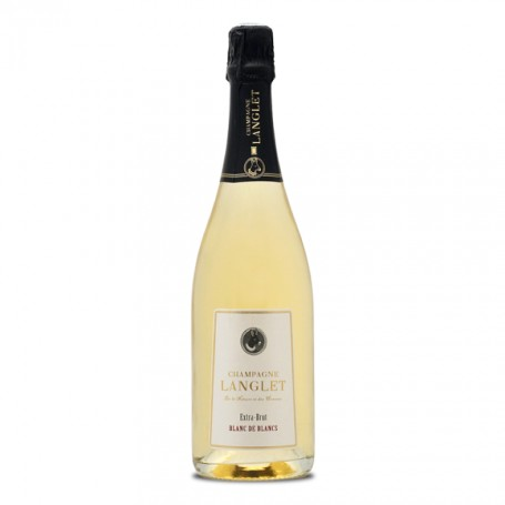 Champagne Langlet 1er Cru Blanc de Blanc