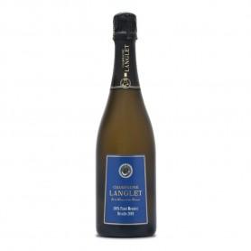 Champagne Langlet 100% Pinot Meunier Blanc de Noir