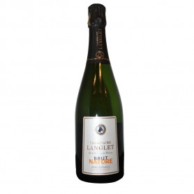 Champagne Langlet Brut Nature Zero Dosage