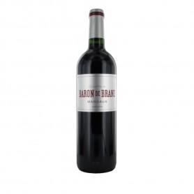 AOC Baron de Brane, Margaux 2012 rouge, 75cL