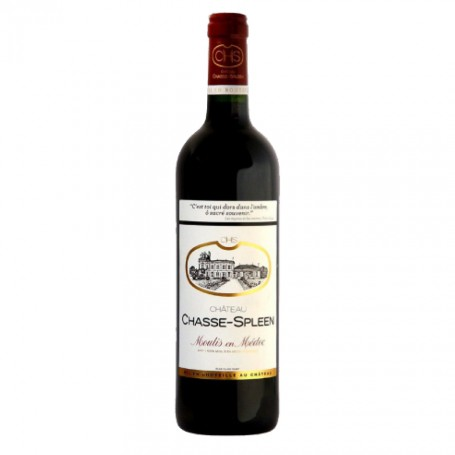 Château Chasse Spleen  Moulis 2011 75cL