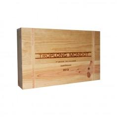 Château Troplong Mondot Saint Emilion Grand Cru 2012 75cl (x6) - Coffret bois