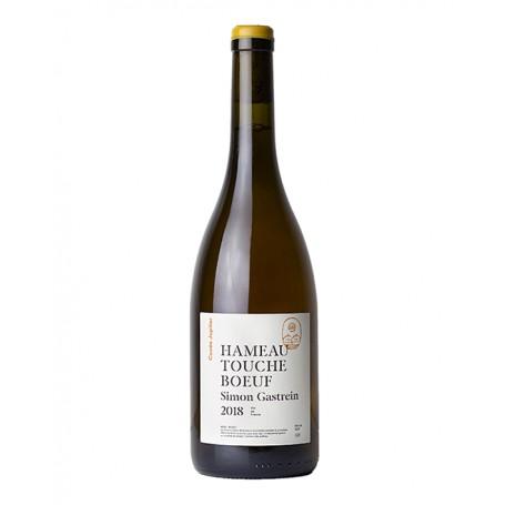 """Vin de France Cuvée """"l'Effrontée"""" Hameau Touche Bœuf blanc 2018 - Domaine Simon Gastrein"""