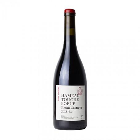 """Vin de France Cuvée """"l'Enclume"""" Hameau Touche Bœuf rouge 2019 - Domaine Simon Gastrein"""