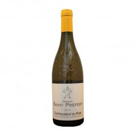 Châteauneuf du Pape Blanc 2015 - Domaine Saint-Préfert 75cl