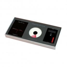 Organiseur de cave- Kit : station hydro-thermo, ardoises et disques - L'Atelier du Vin