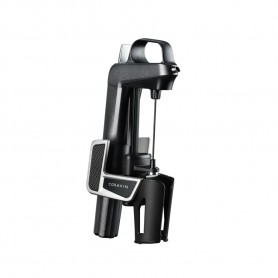 CORAVIN Model Two Acier Inoxydable service au verre