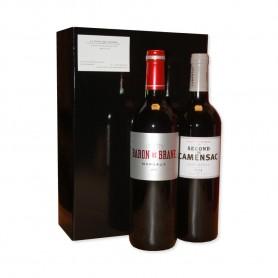 Offre Box - Les belles Grappes rouges du bordelais