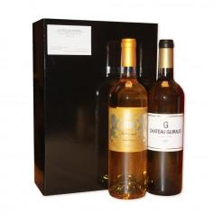 Offres Box - Bordeaux blanc - De la jeunesse à la maturité, du sec au liquoreux