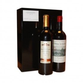 Offres Box - Bordeaux Rouge - Les jeunes pousses Bio