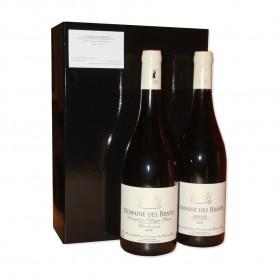 """Offre Box - rouge et blanc -  Les """"braves"""" du beaujolais"""
