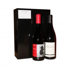 Offre Box - Languedoc Roussillon rouge -  Le Classic Pic Saint Loups et l'Originalité du Minervois