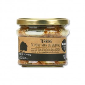 Terrine au Jambon Noir de Bigorre - Verrine 180gr