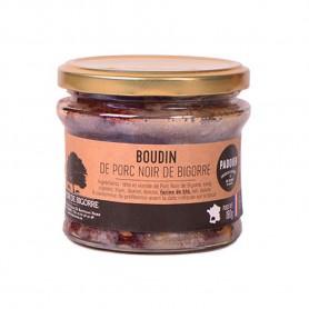 Terrine Boudin Noir de Bigorre - Verrine 180gr