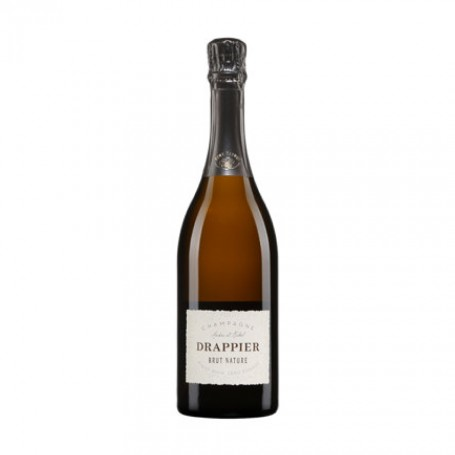 Champagne Drappier Brut Nature Zéro Dosage 75cl