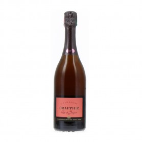 Champagne Drappier Brut Rosé de Saigné 75cl