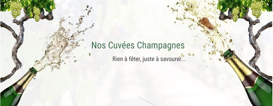 CHAMPAGNES & EFFERVESCENTS
